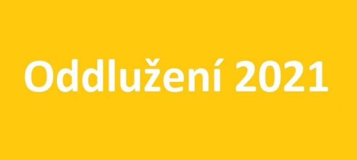 Oddlužení 2021